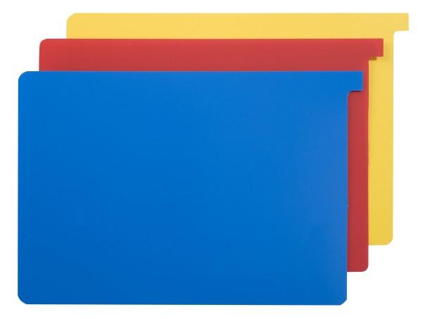 Hinweis- und Fehlkarten für DIN A5 quer
