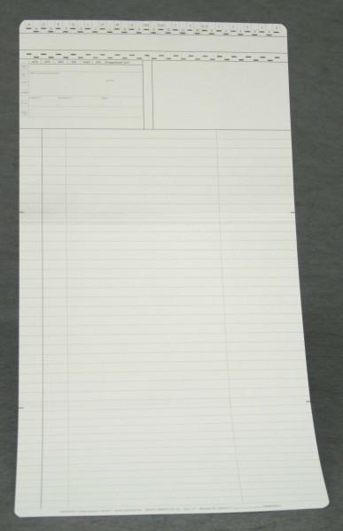Dreifachkarte neutral (2) DIN A5 quer