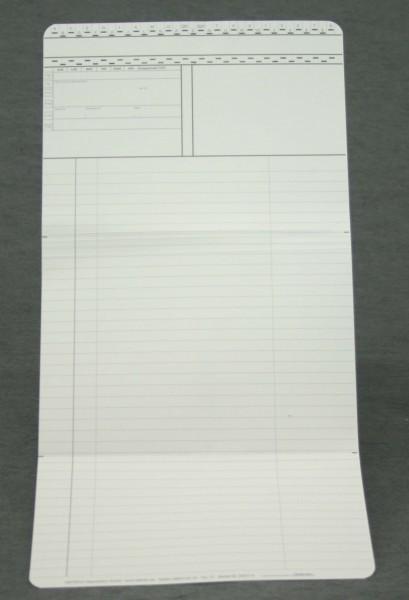 Dreifachkarte neutral (1) DIN A5 quer